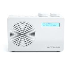 muse M-100DW weiß Kofferradio DAB+ /FM RDS