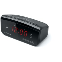muse M-12CR Uhrenradio PLL UKW Dualalarm