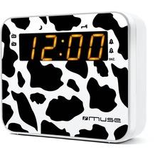 muse M-165CW Uhrenradio PLL UKW/MW Dualalarm