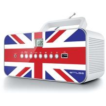 muse M-28UK CD-Radio MP3 PLL USB