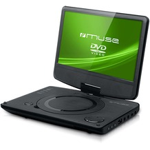 muse M-970DP sw DVD-Portable 9""