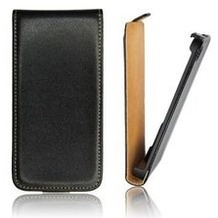 my-eXtra Flip-Tasche Slim für Samsung Galaxy S7 Edge - schwarz