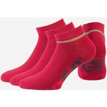 NC56 unisex basic sneaker socks 3er chill, 35-38