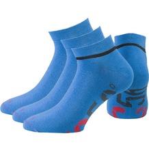 NC56 unisex basic sneaker socks 3er stron, 35-38