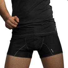 Schöller Biowashed - extra soft - Pants, ruß 5