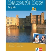 Network Now A1 - Student's Book mit 3 Audio-CDs