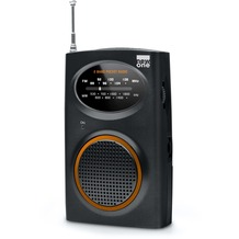 new one R-204 Pocketradio UKW/MW mit LS