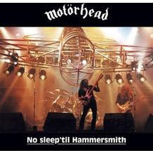 No Sleep Till Hammersmith, CD