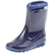 Nora Kinder Regenstiefel blau 35