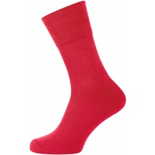 "nur der Herren ""Aktiv Socke"" rot 47-48"