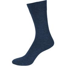 """nur der Herren """"Bambus Socke"""" jeansmel. 39-42"""