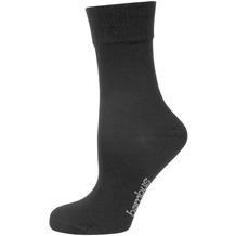 """nur die Damen """"Bambus Komfort Socke""""-926 anthrazit 35-38"""