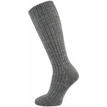 """nur die Damen """"Tweed Socke"""" granit 35-38"""