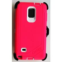 OtterBox Defender für Samsung Galaxy Note 4, pink