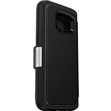 OtterBox Strada 2.0 for Samsung Galaxy S7 Edge, Phantom Black