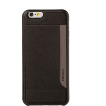 Ozaki O!Coat 0.3+Pocket für iPhone 6, schwarz