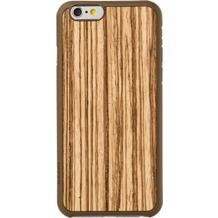 Ozaki O!Coat 0.3+Wood für iPhone 6, zebrano