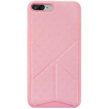 Ozaki O!Coat 0.4+ Totem Versatile Case - Apple iPhone 7 Plus - pink