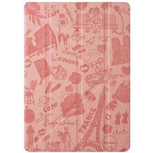 Ozaki O!Coat Travel für iPad Air, Paris pink