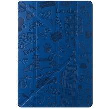 Ozaki O!Coat Travel Smart Case für Apple iPad mini 4, London blau