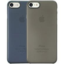 Ozaki O!Coat 0.3 Jelly Case 2 in 1 Set - Apple iPhone 7 - schwarz & blau