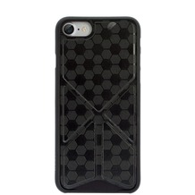 Ozaki O!Coat 0.3+ Totem Versatile Case - Apple iPhone 7 - schwarz