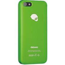 Ozaki O!Coat Fruit case für iPhone 5/5S/SE, limonengrün