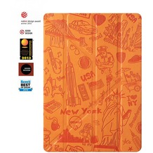 Ozaki Ozaki O!Coat Travel Smart Case - Apple 9,7 iPad Pro - New York (orange)