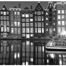 P+S Amsterdam, Schwarz/Weiß, Citylove 60013-20