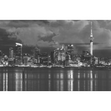 P+S Auckland, Schwarz/Weiß, Citylove 60079-20