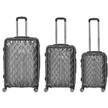 Packenger Atlantic Premium Kofferset 3tlg. Anthrazit
