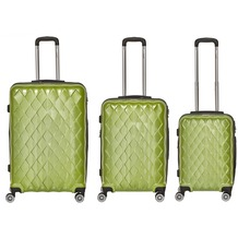 Packenger Atlantic Premium Kofferset 3tlg. Grün