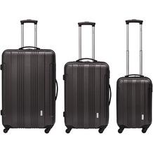 "Packenger Kofferset ""Torreto"" in Anthrazit"