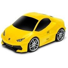 Packenger Lamborghini Huracan Kinderauto Kindertrolley Gelb