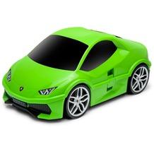 Packenger Lamborghini Huracan Kinderauto Kindertrolley Grün