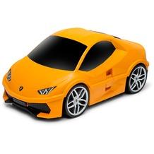 Packenger Lamborghini Huracan Kinderauto Kindertrolley Orange