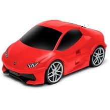 Packenger Lamborghini Huracan Kinderauto Kindertrolley Rot