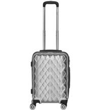 """Packenger Premium Koffer Atlantic 20"""" Silber"""