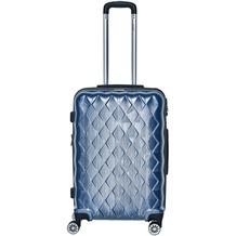 """Packenger Premium Koffer Atlantic 24"""" Blau"""
