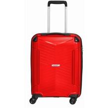 """Packenger Premium Koffer Silent 20"""" Rot"""