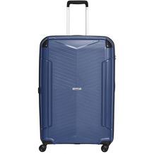 """Packenger Premium Koffer Silent 28"""" Dunkelblau"""