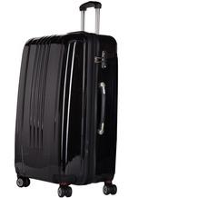 Packenger Premium Koffer Stone L in Schwarz