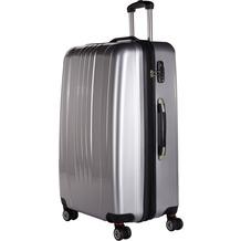 Packenger Premium Koffer Stone M in Silber