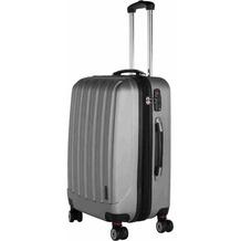 Packenger Premium Koffer Velvet L in Grau
