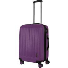 Packenger Premium Koffer Velvet L in Lila