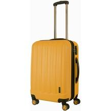 Packenger Premium Koffer Velvet L in Orange