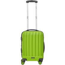 Packenger Premium Koffer Velvet M in Grün