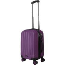 Packenger Premium Koffer Velvet M in Lila