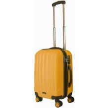 Packenger Premium Koffer Velvet M in Orange