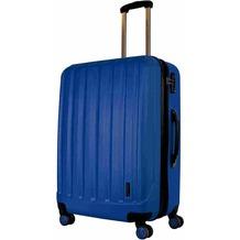 Packenger Premium Koffer Velvet XL in Dunkelblau